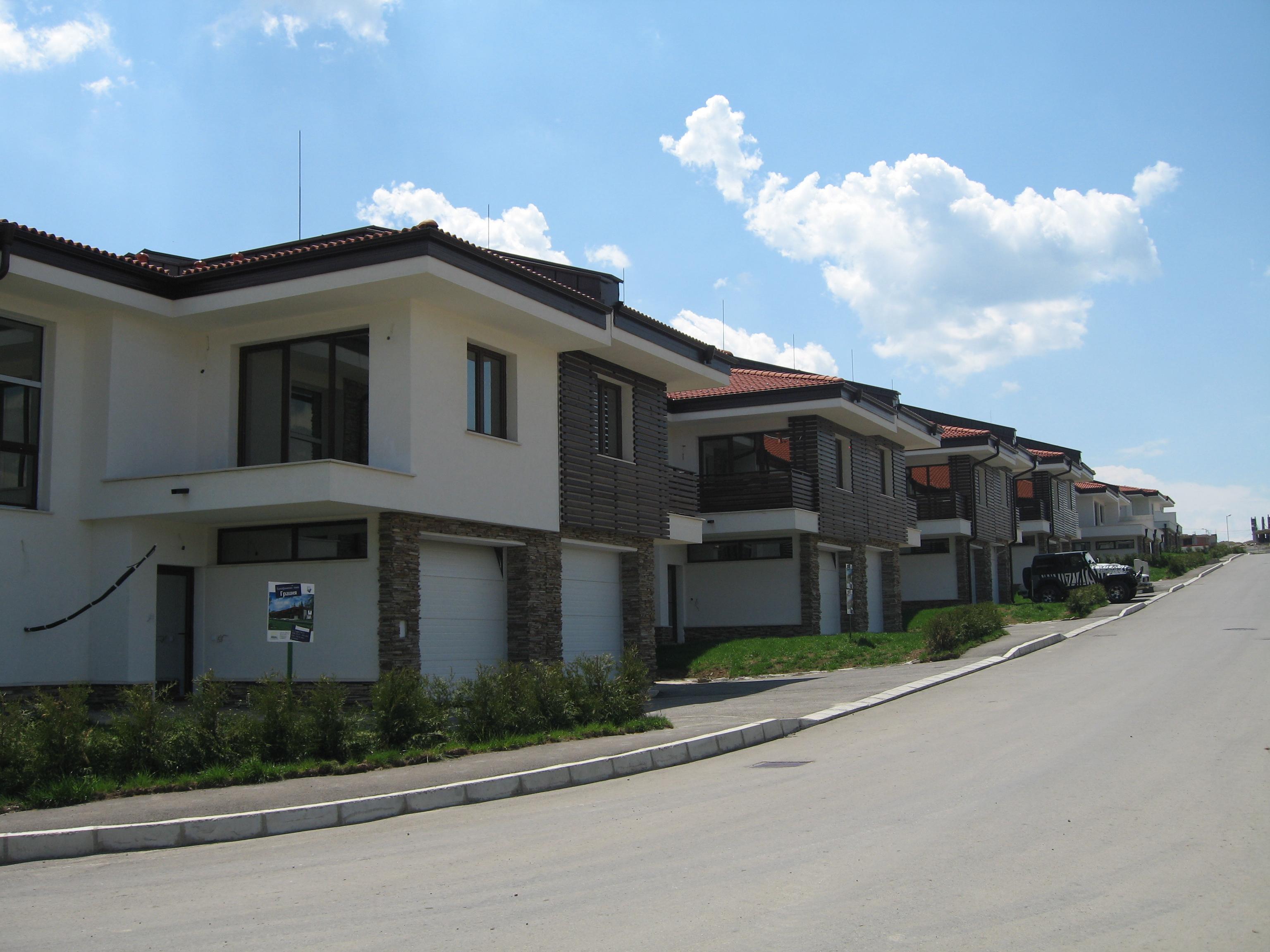 Частные дома в комплексе Delta Hill